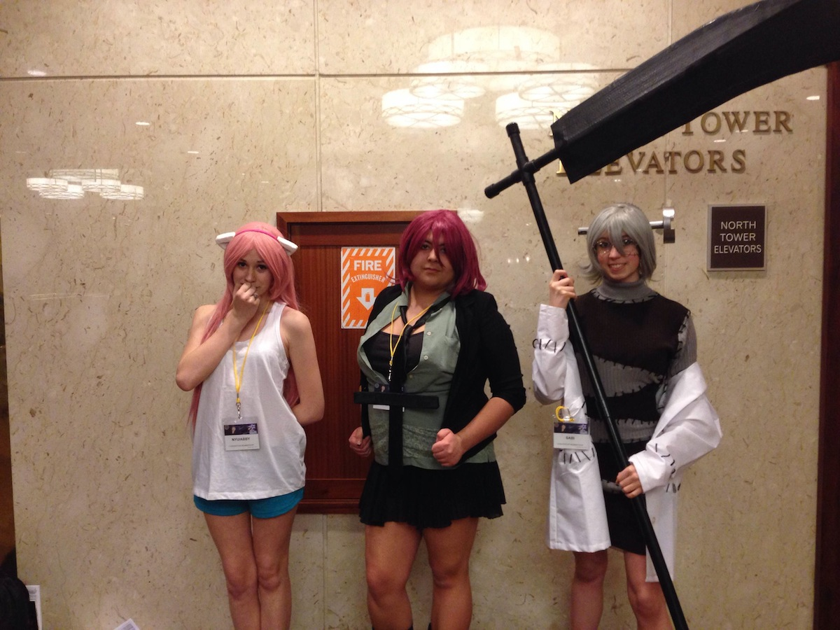 Anime Boston 5