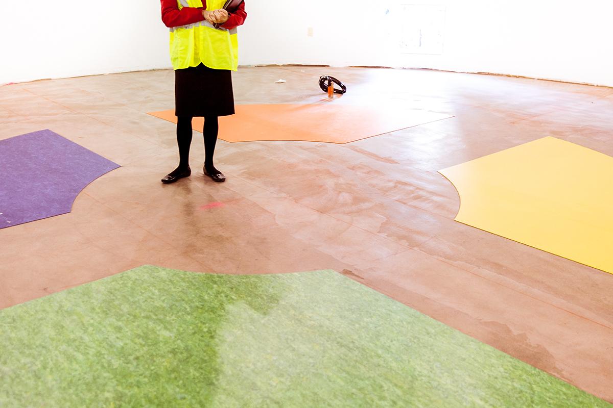 legoland discovery center boston construction