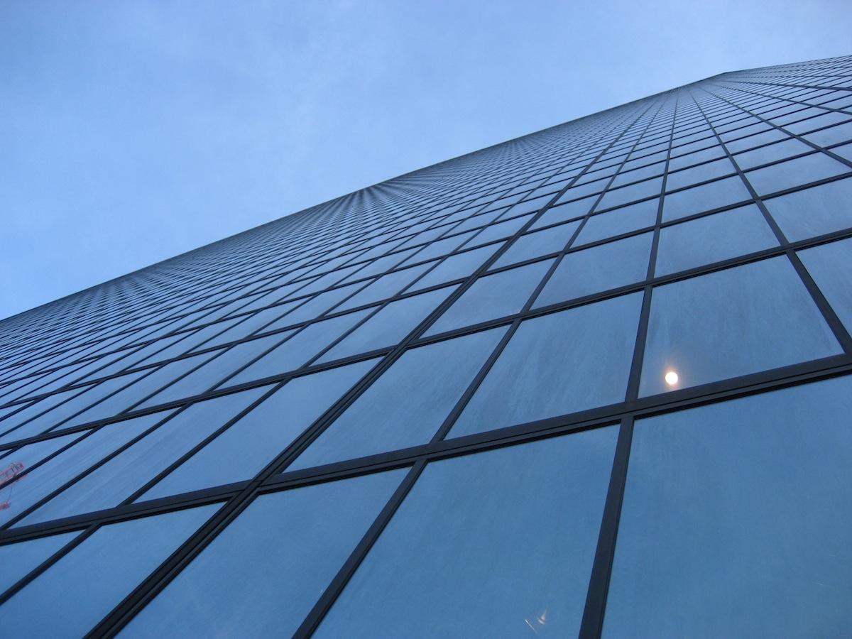 Jon Hancock Tower Photo Uploaded by adampieniazek on Flickr