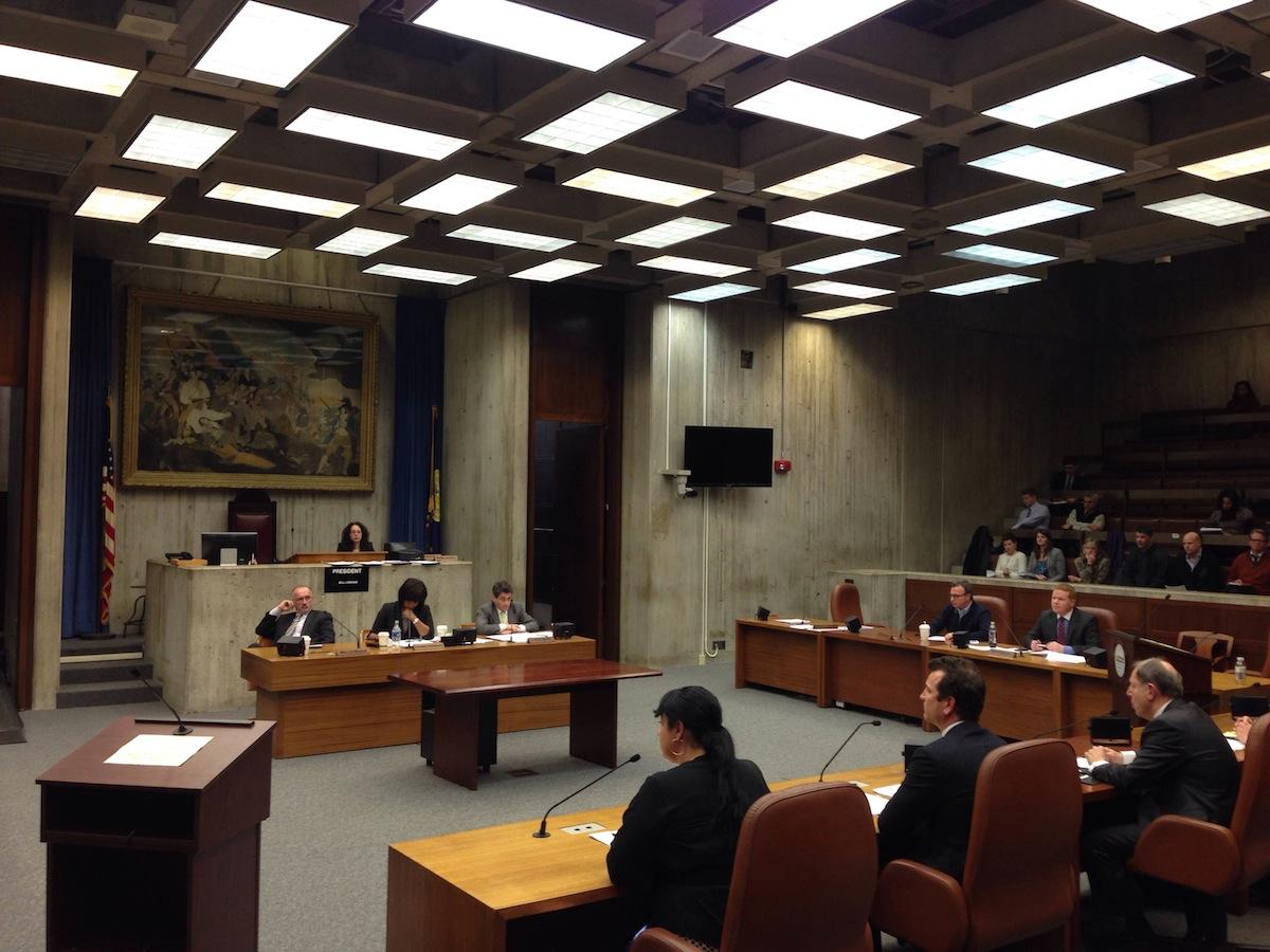 City Council Photo by Steve Annear