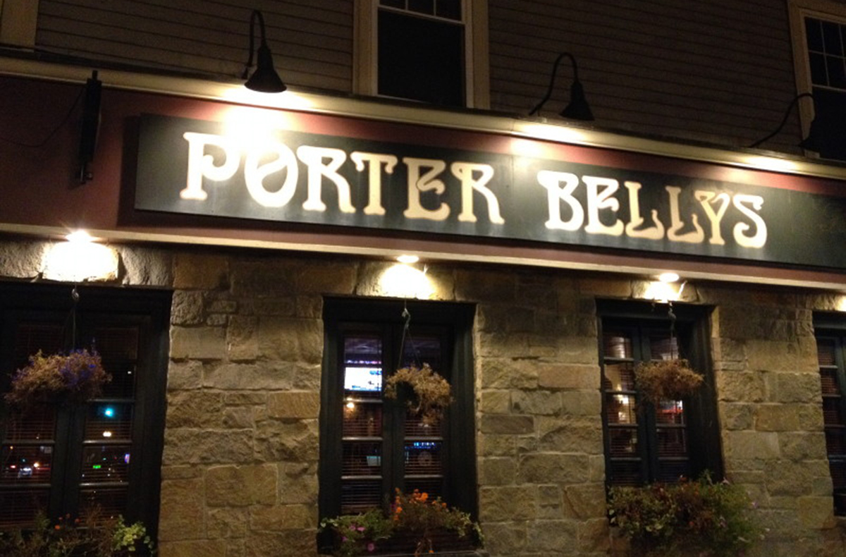 Porter Belly's Pub
