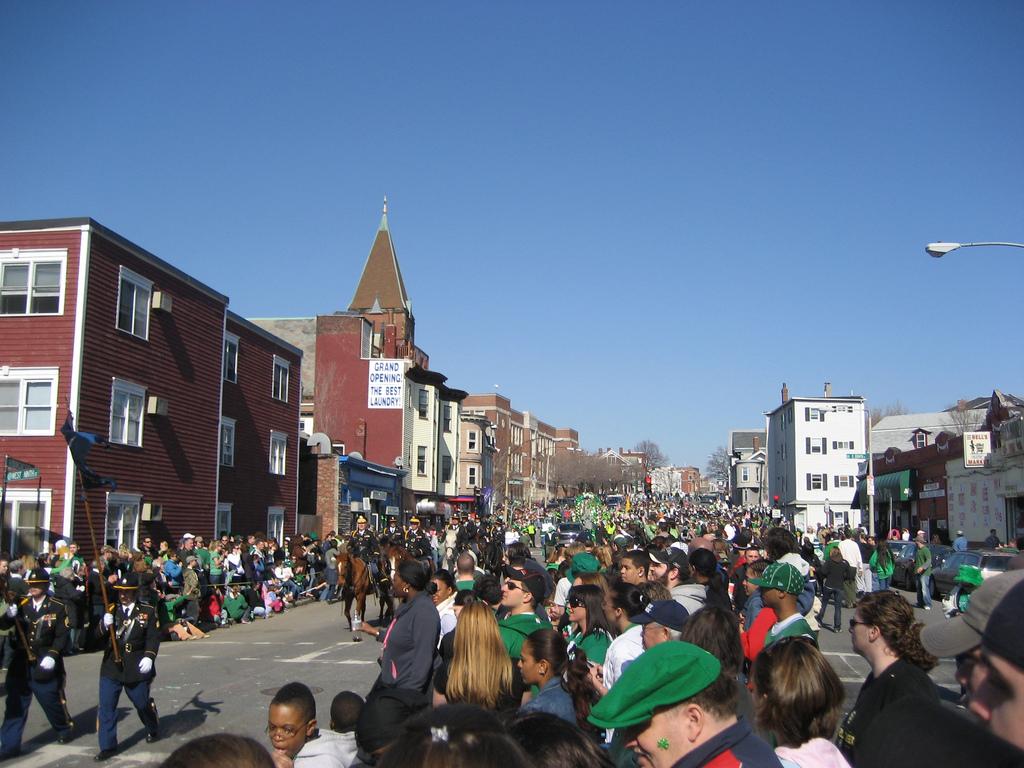 St. Patrick's Day photo uploaded by  Adam Pieniazek on Flickr