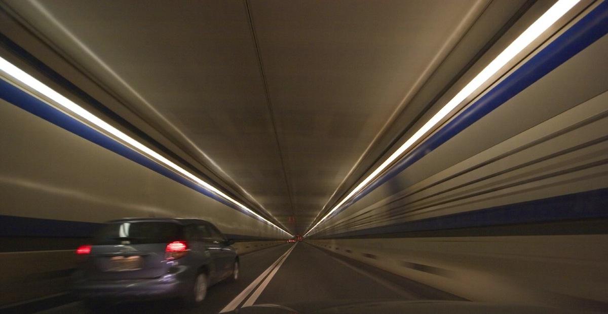 Sumner Tunnel photo Uploaded by StevenErat on Flickr