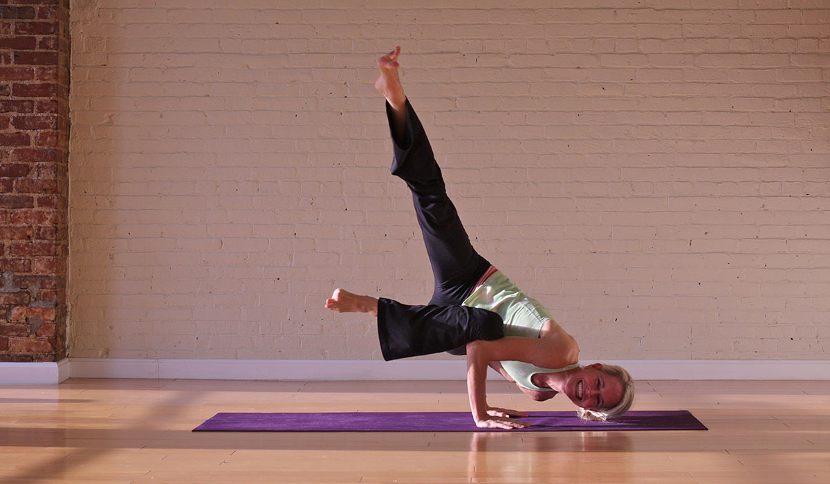 Taylor wells of Prana Power Yoga
