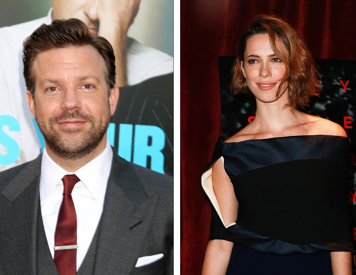'Tumbledown' stars Jason Sudeikis and Rebecca Hall