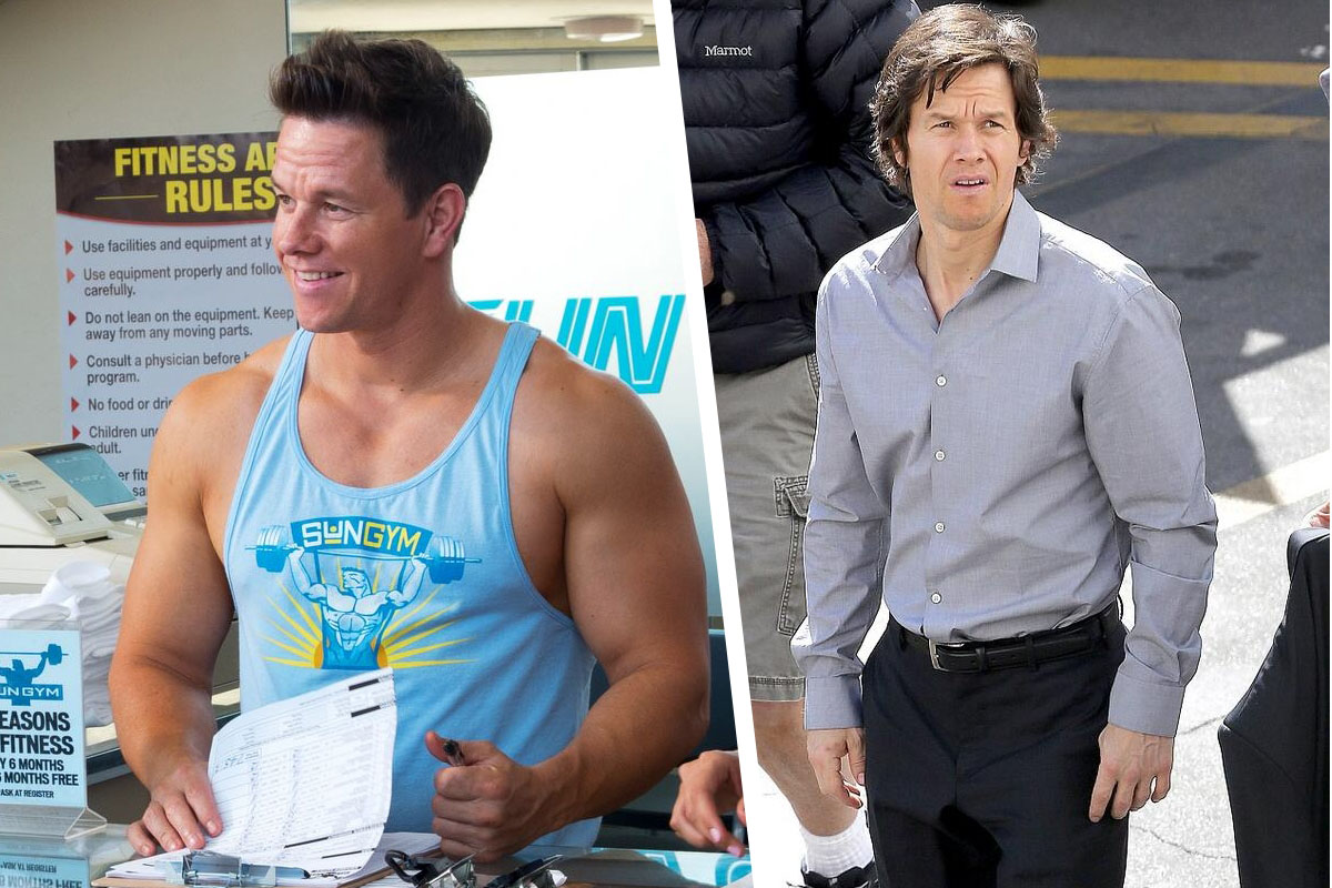 Mark Wahlberg Weight Loss