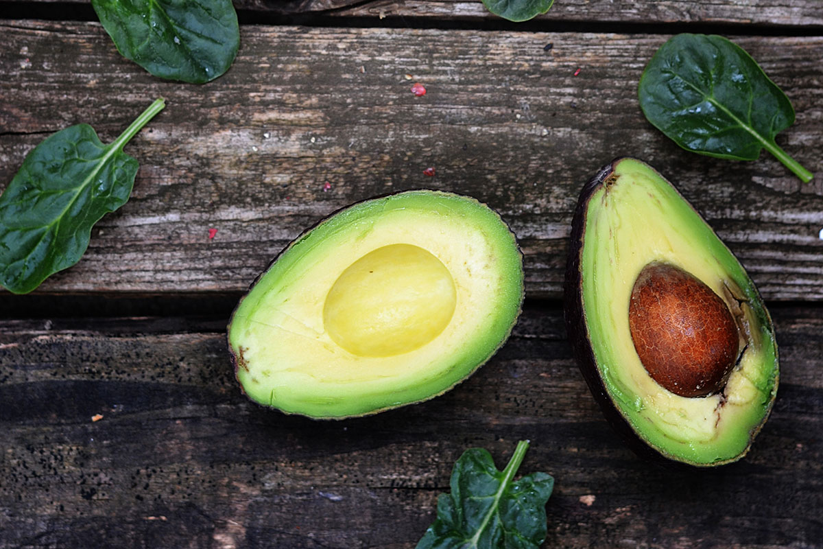 avocado image via shutterstock