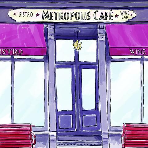 metropolis cafe