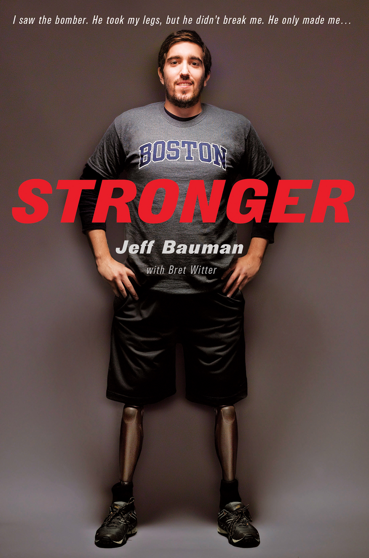 jeff bauman stronger