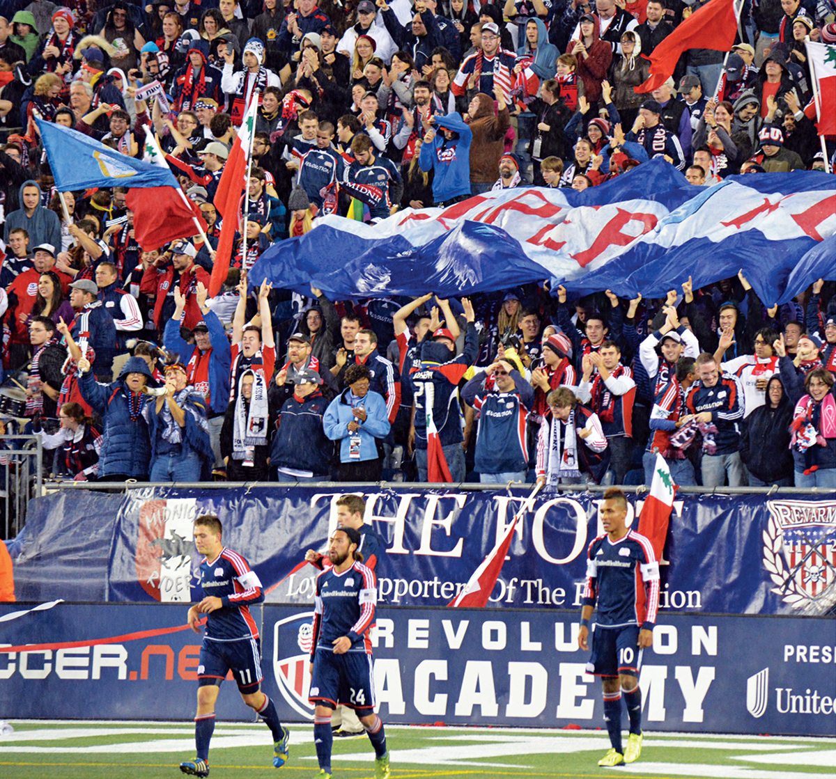 new england revolution 2