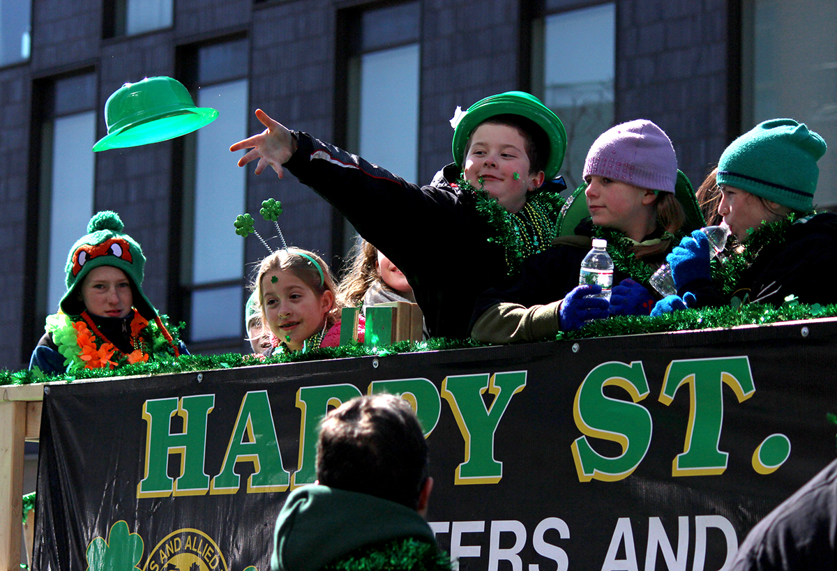 southie st patricks day parade