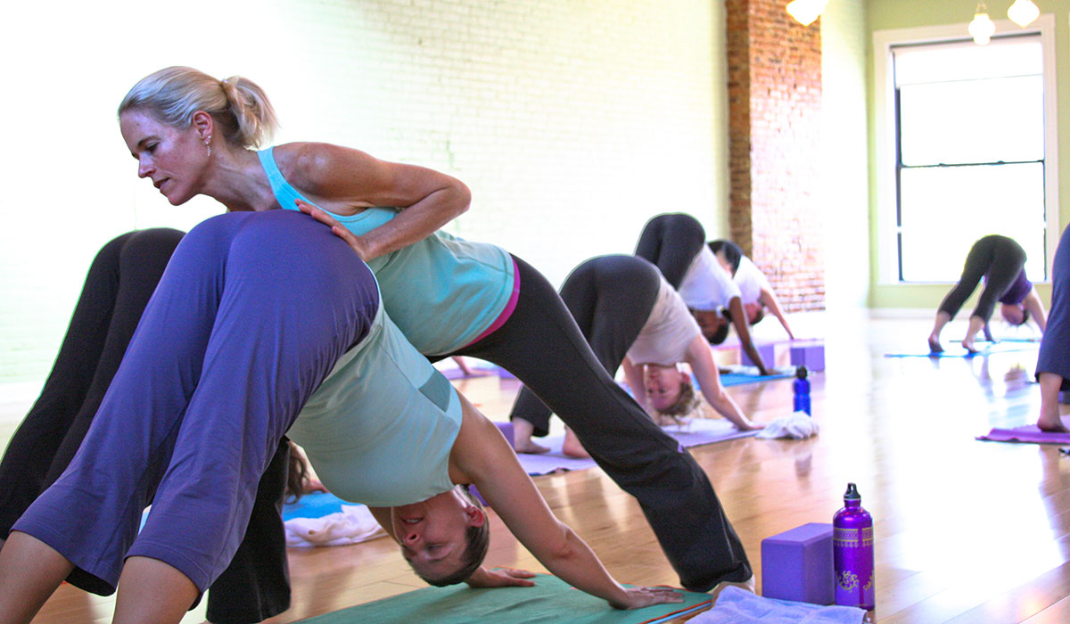 Prana Power Yoga