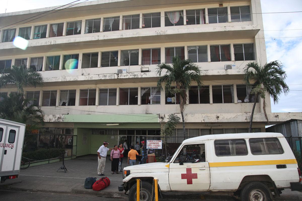 teaching hospital in nicaragua