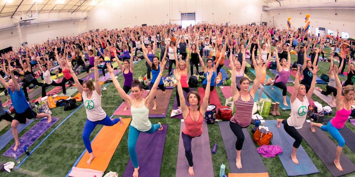 yoga at gillette