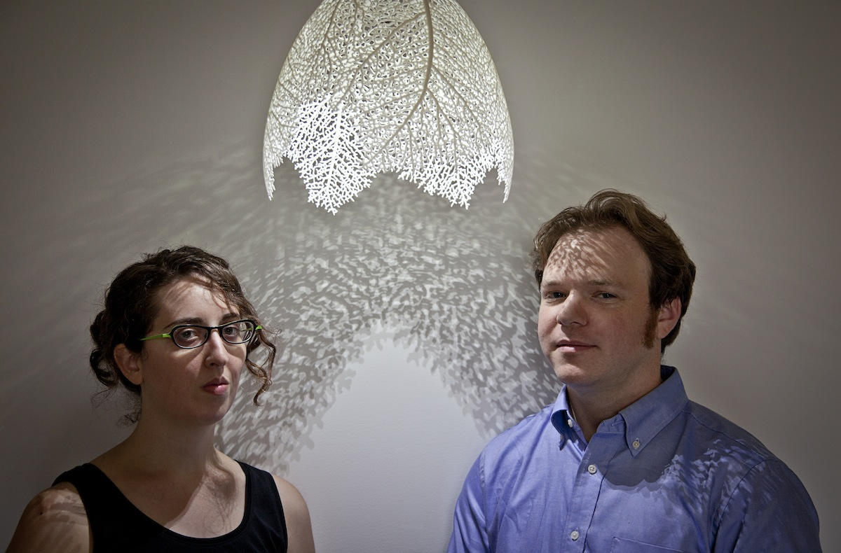 Founders Jessica Rosenkrantz and Jesse Louis-Rosenberg