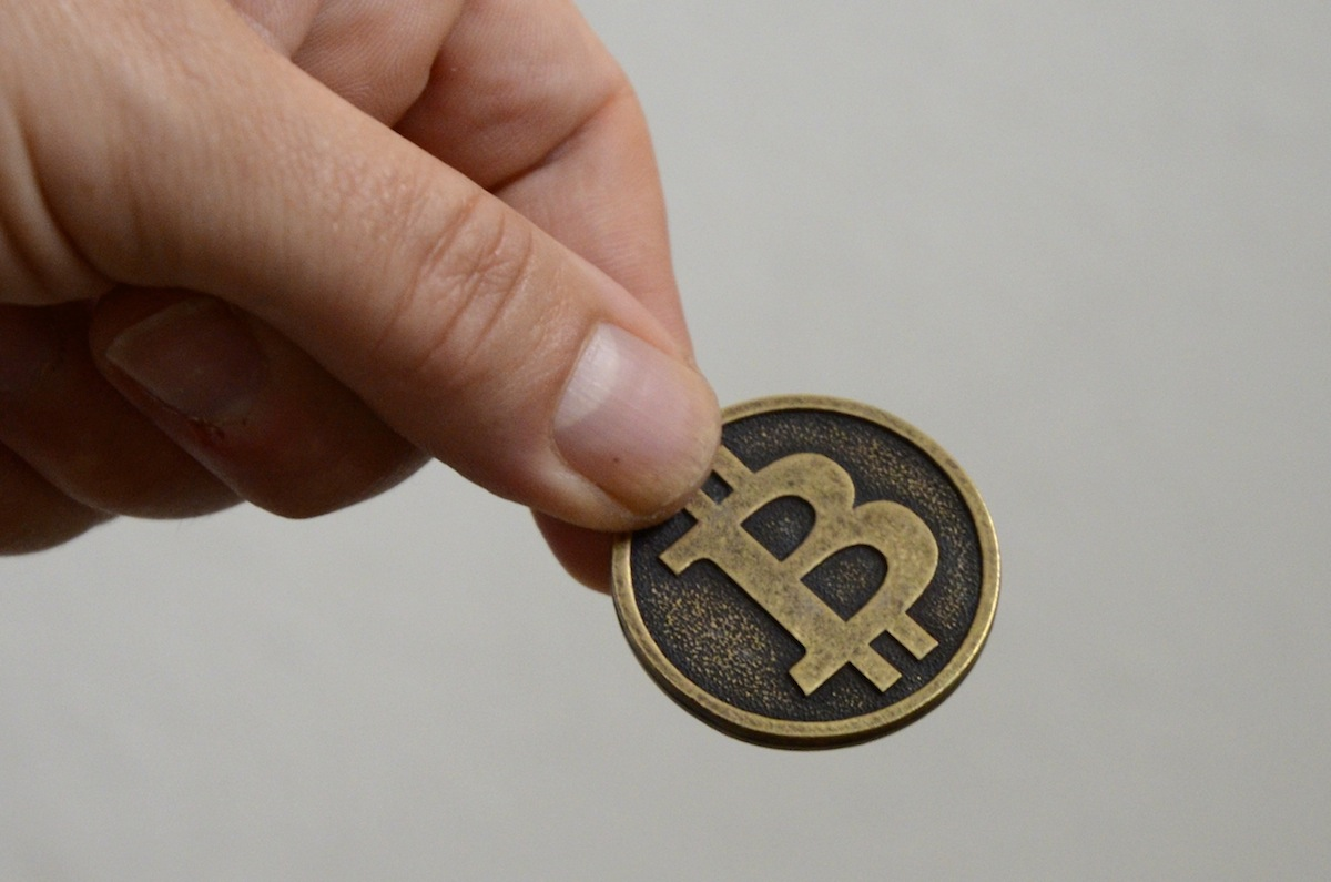 Bitcoin photo uploaded by BTC Keychain on Flickr