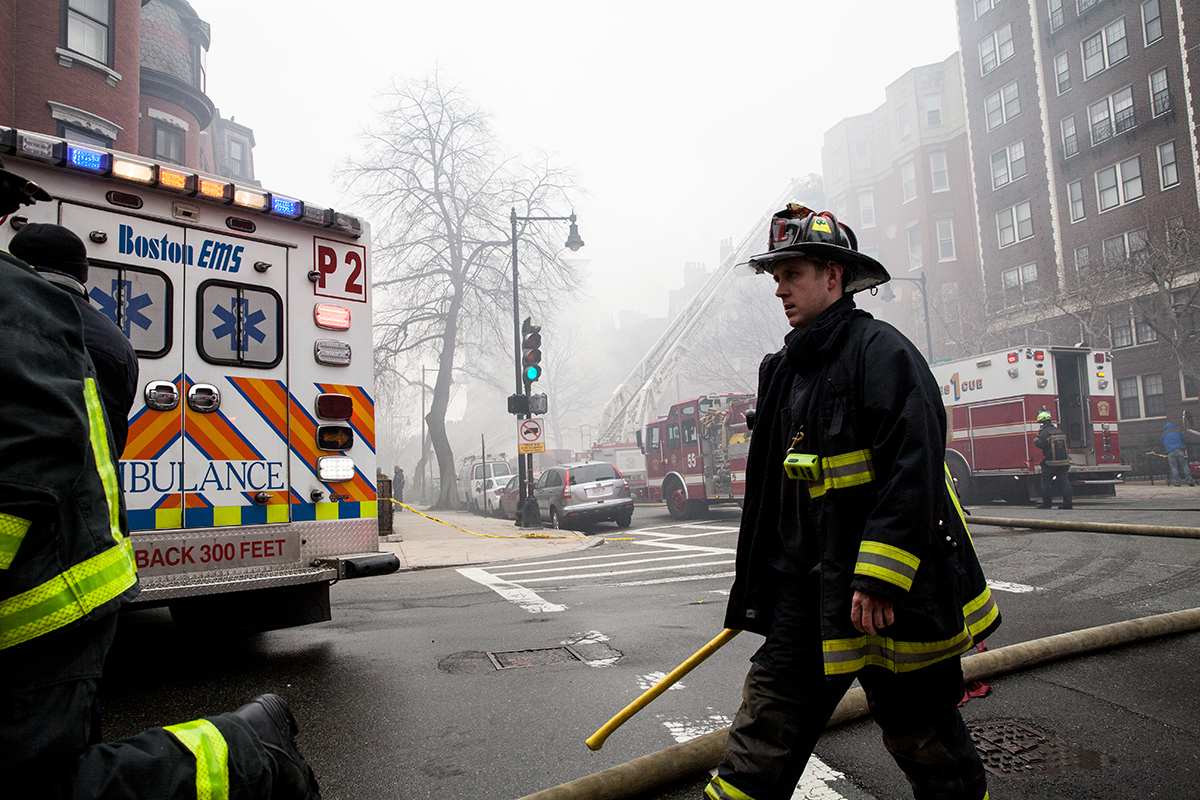 Boston Fire Department