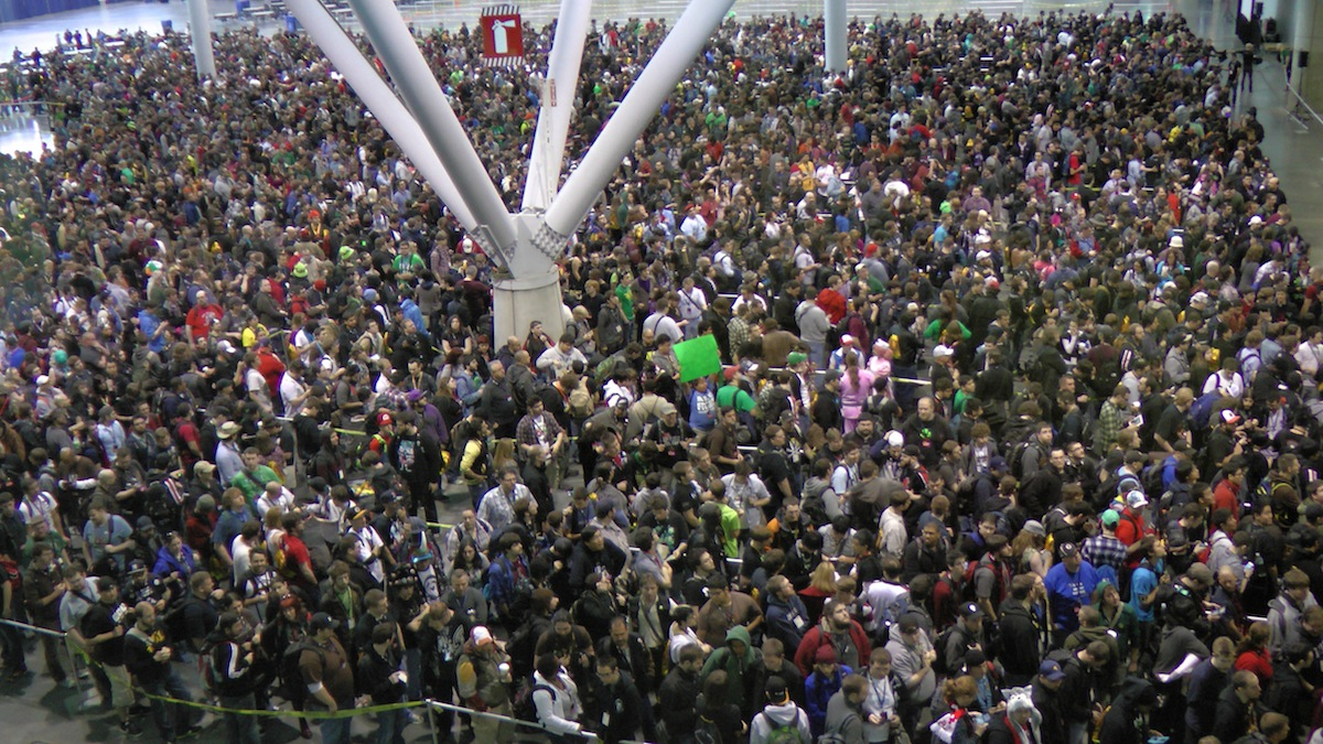 PAXEast photo uploaded by Schezar on Flickr