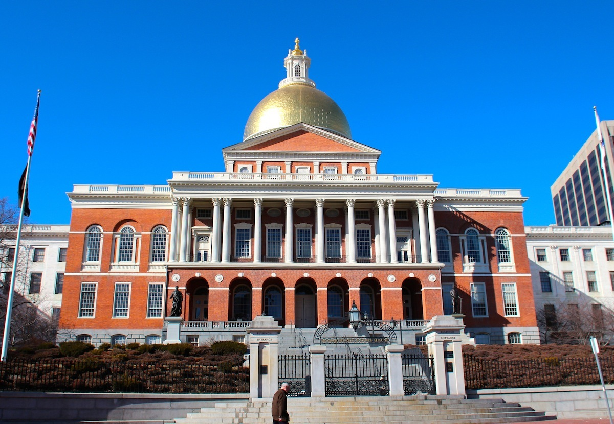 State House Photo uploaded by Jim Mac on Flickr