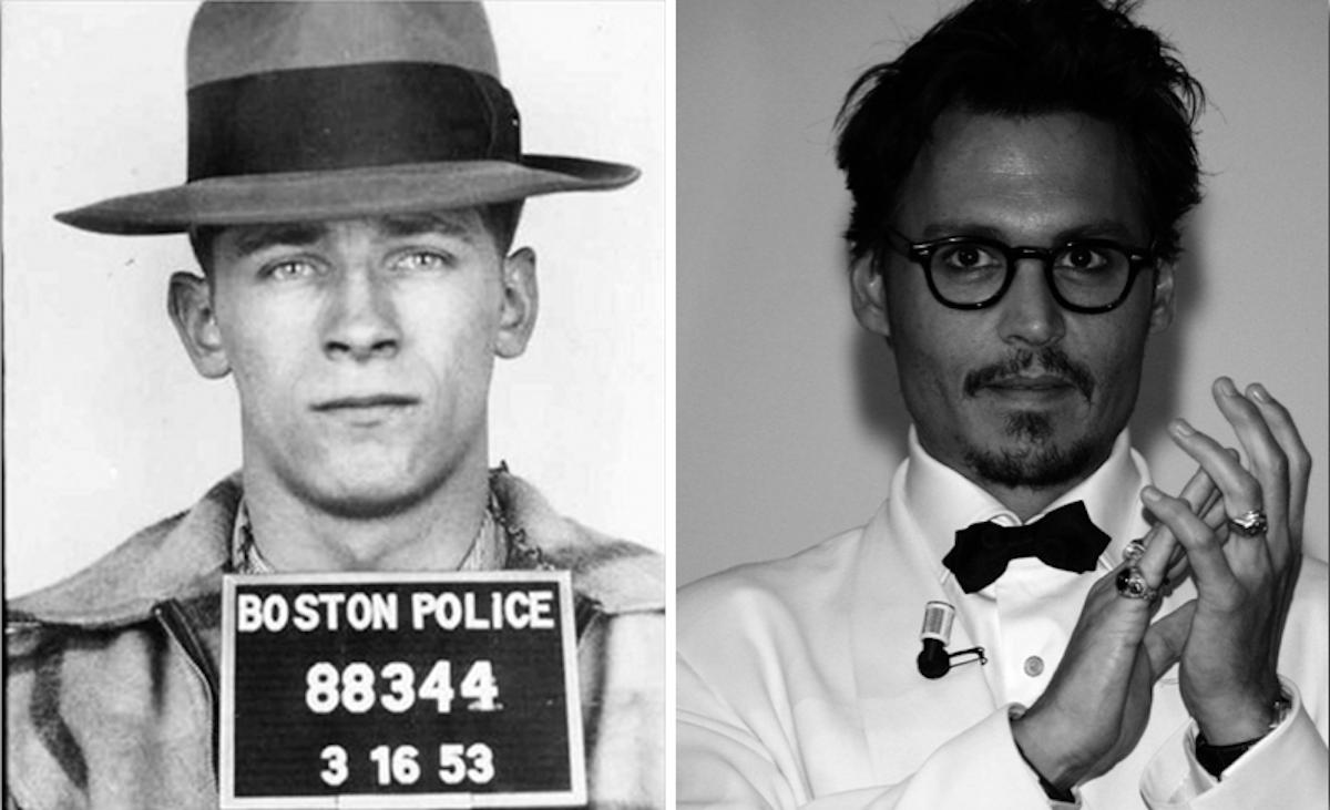 Whitey Bulger Johnny Depp