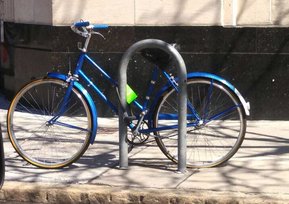 Bike photo via Brookline Police