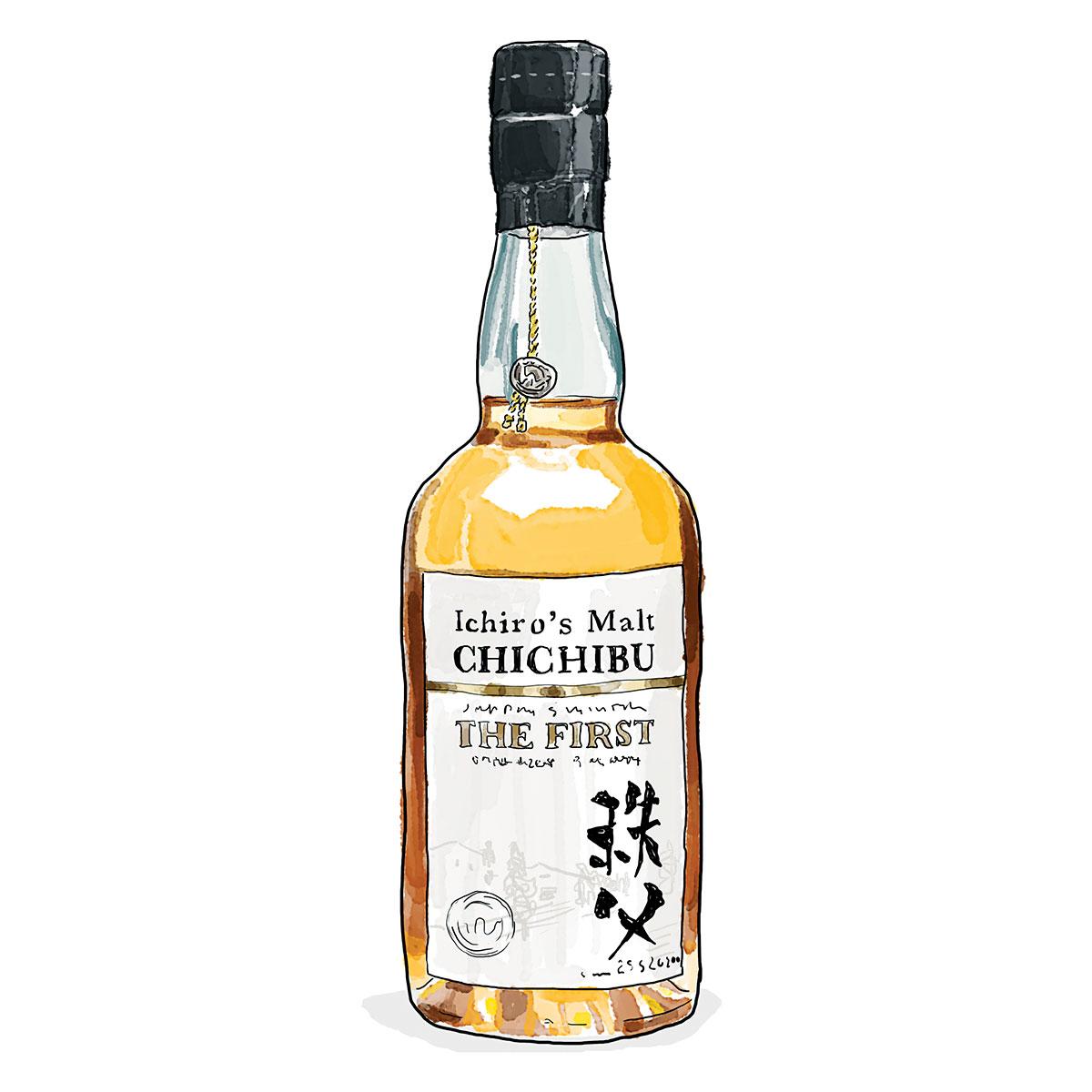 Ichiro's Malt: the First (chichibu)