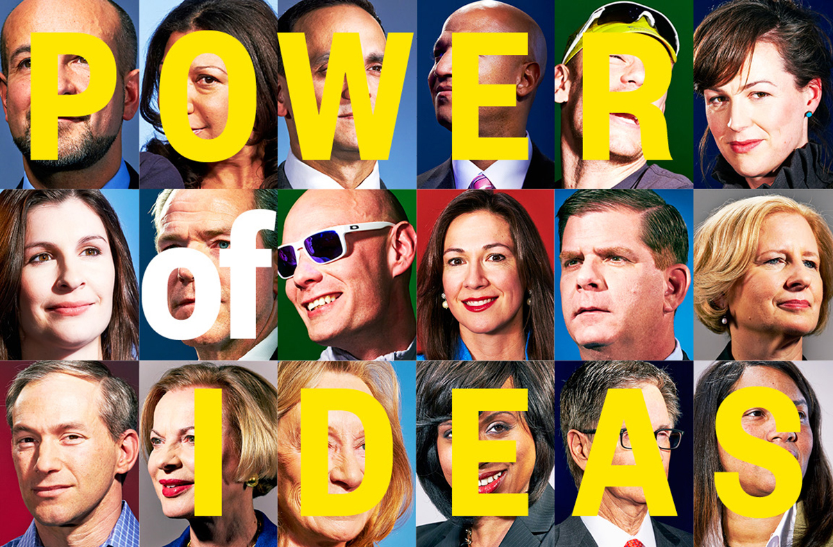 The Power of Ideas | Boston Magazine