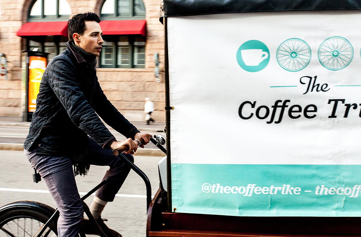 coffee trike