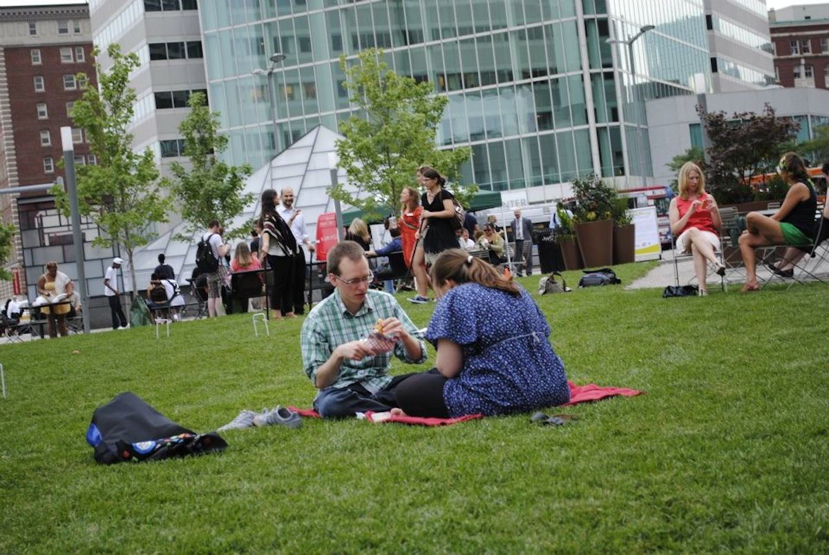 Image via Rose kennedy Greenway Conservancy