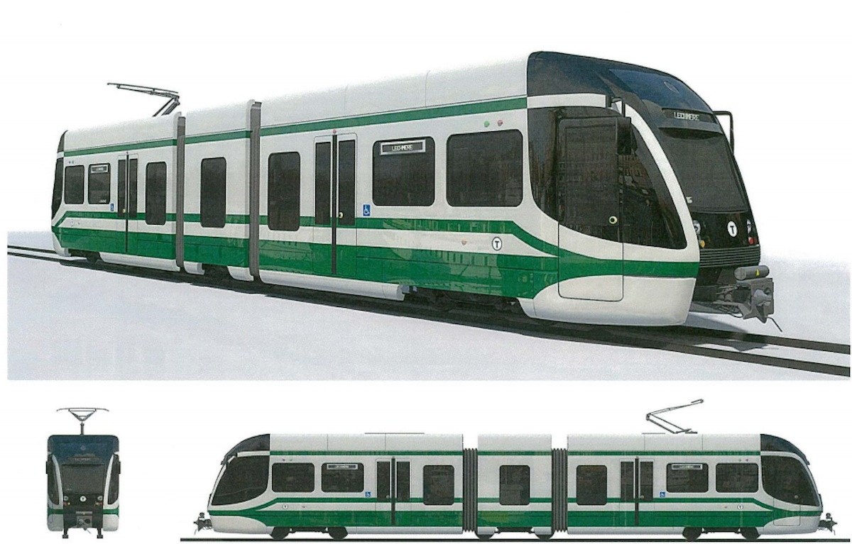 New Green Line Trains Could Hit the Tracks By 2017
