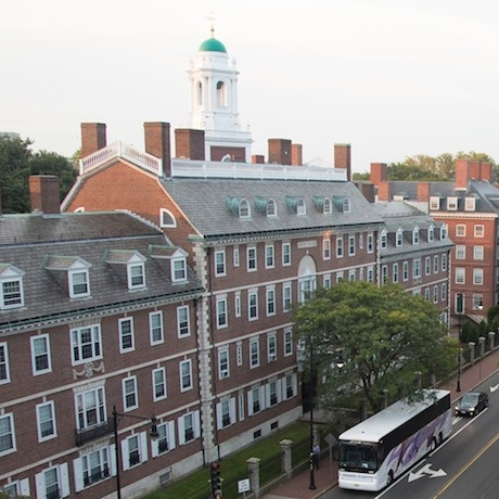 Harvard Kennedy School Not Forcing Students to Take ...