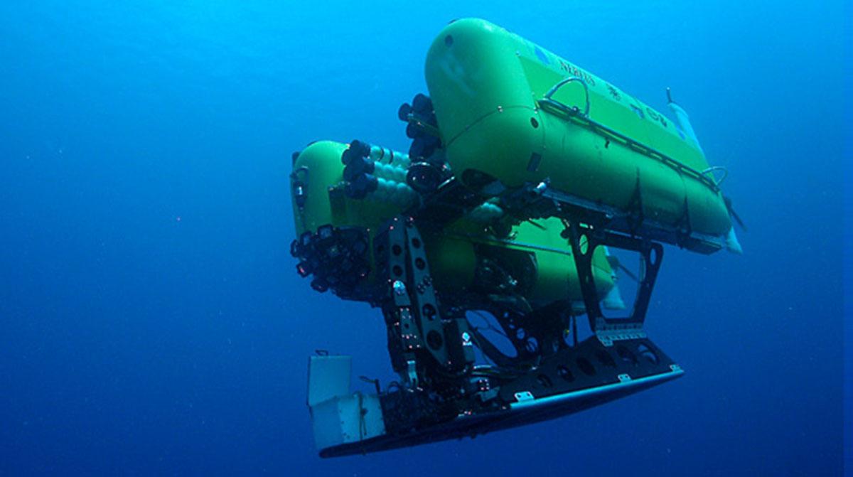Image video Woods Hole oceanographic Institute