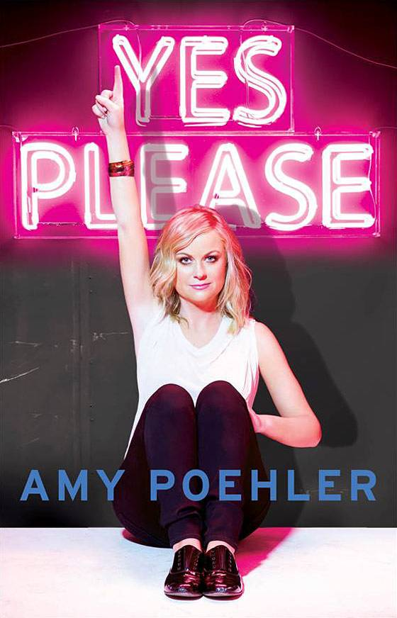 Amy Poehler 'Yes Please' Cover