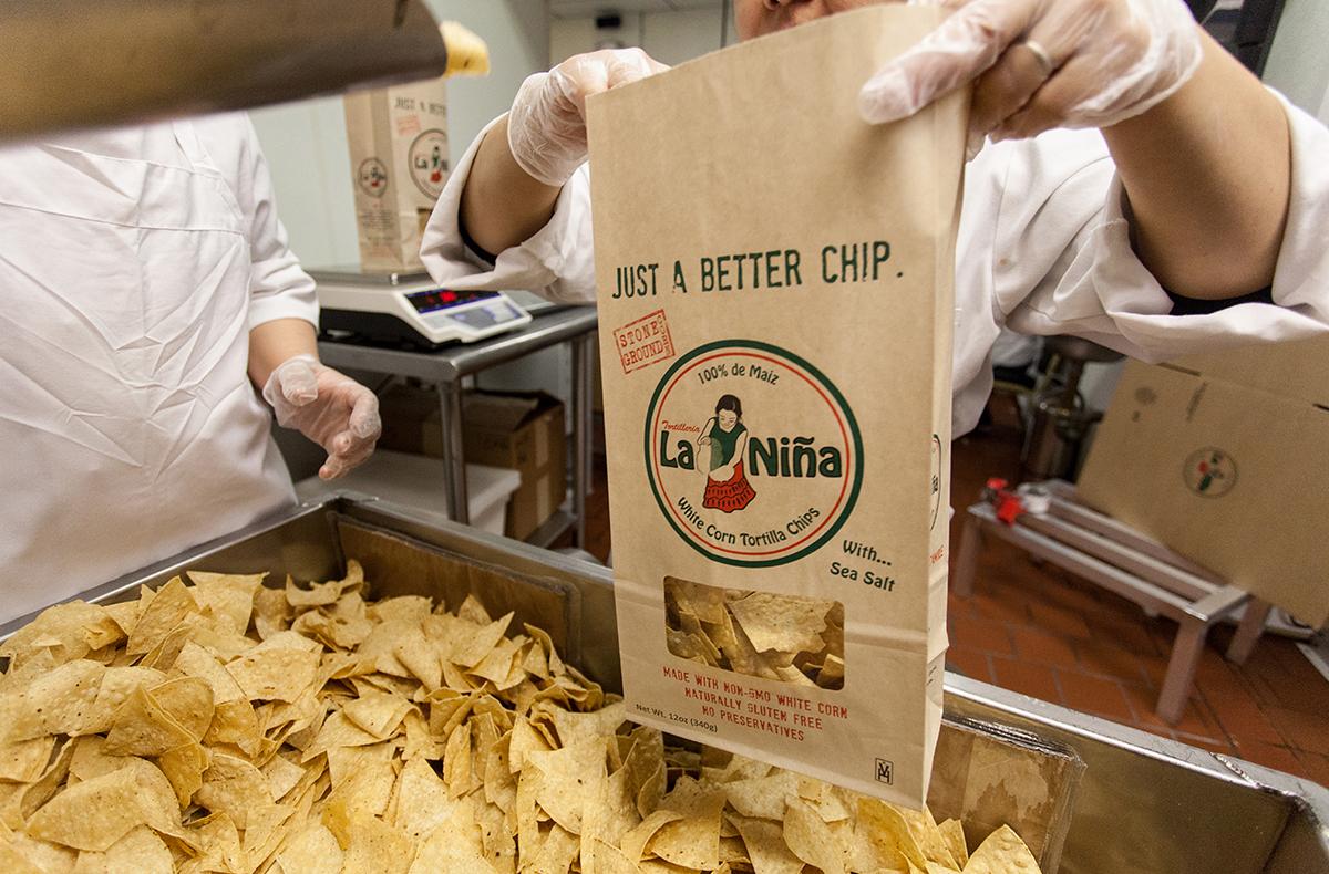 La Nina Tortilla