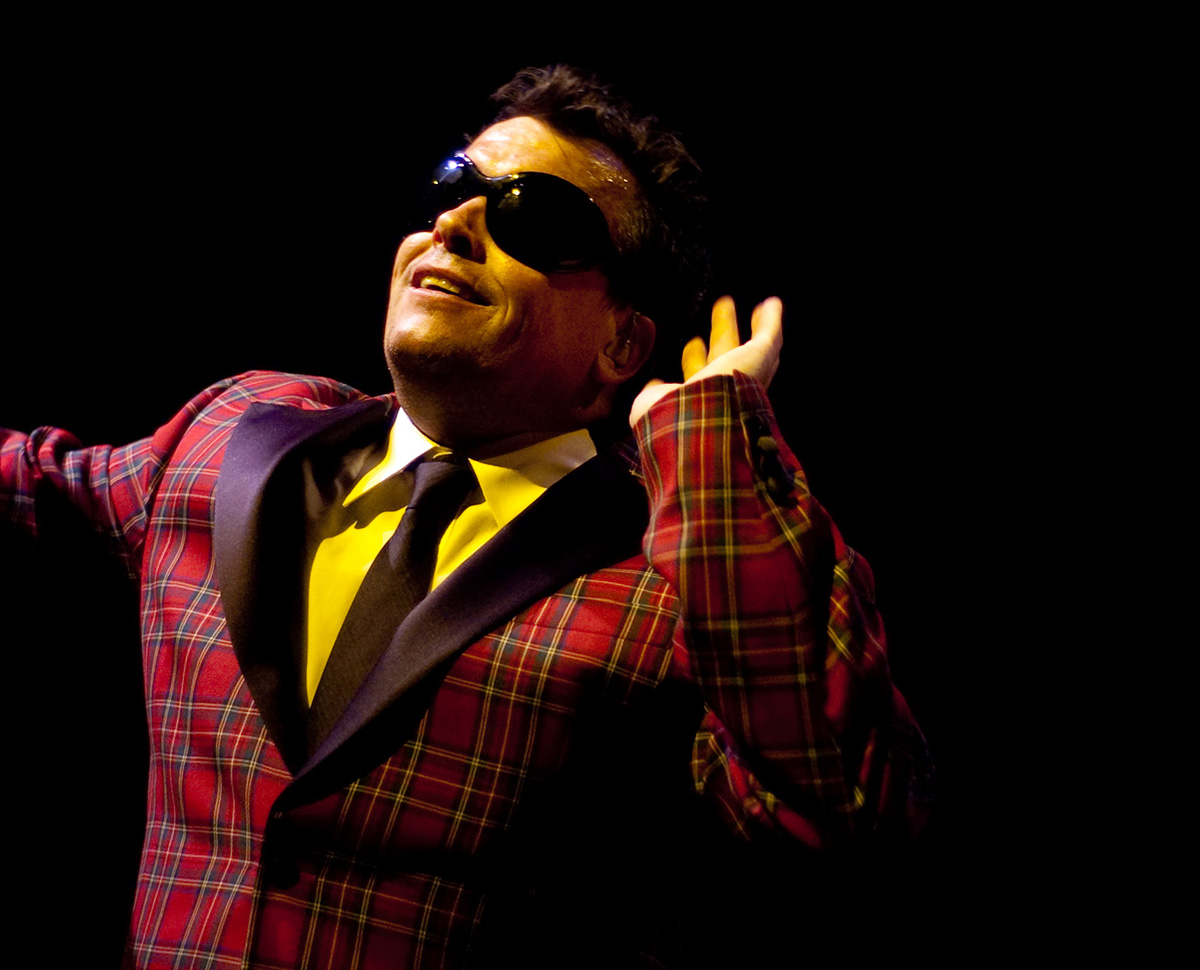 Dicky Barrett The Mighty Mighty Bosstones