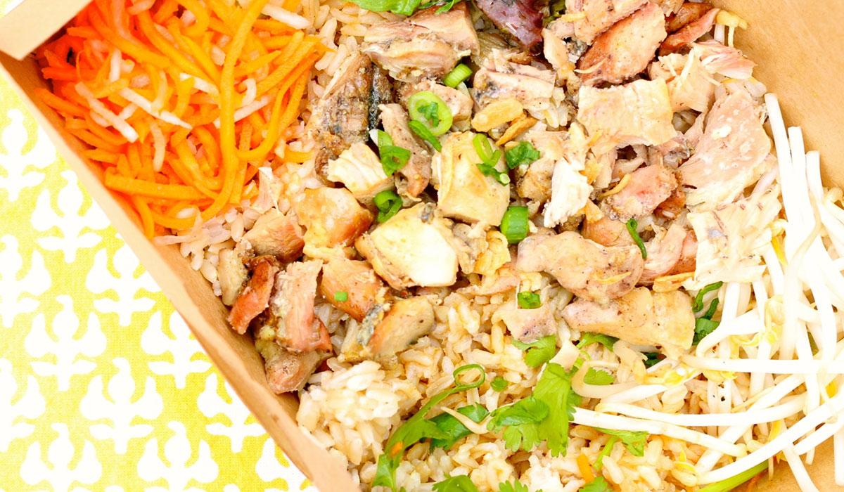 Bon Me Rice Bowl