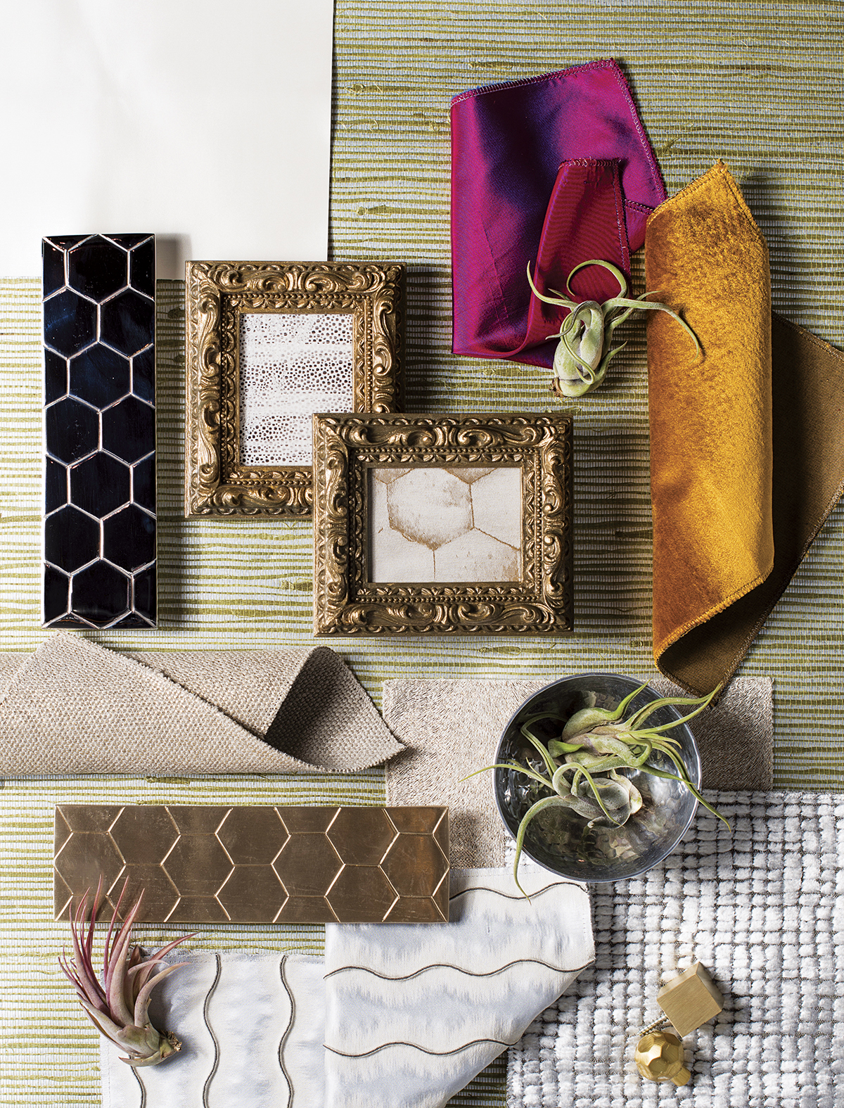 On Trend Palettes