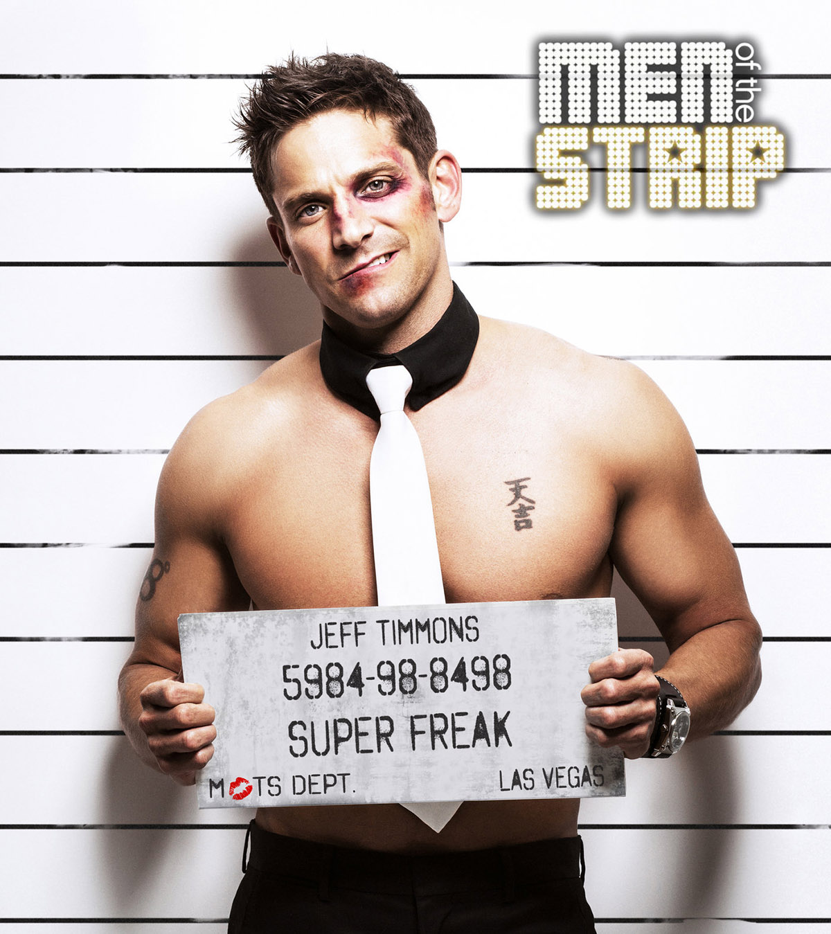 Jeff Timmons Men of the Strip