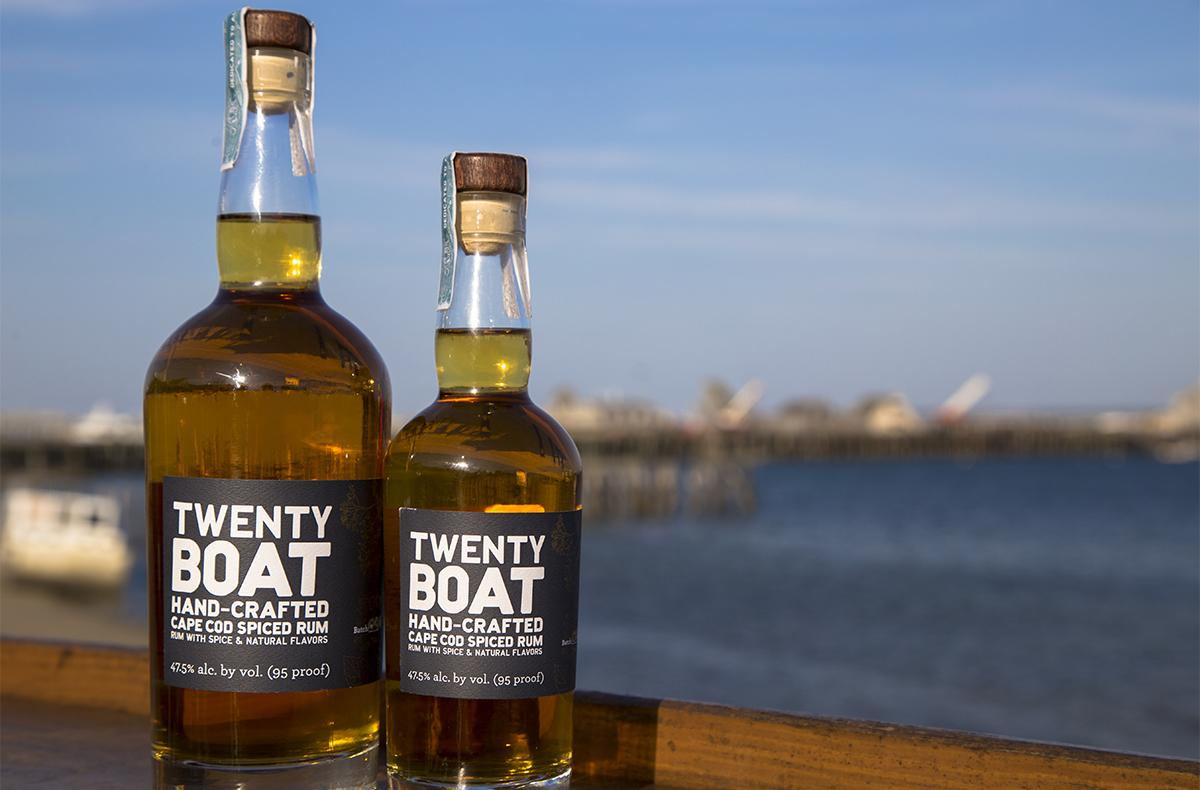 Twenty Boat rum