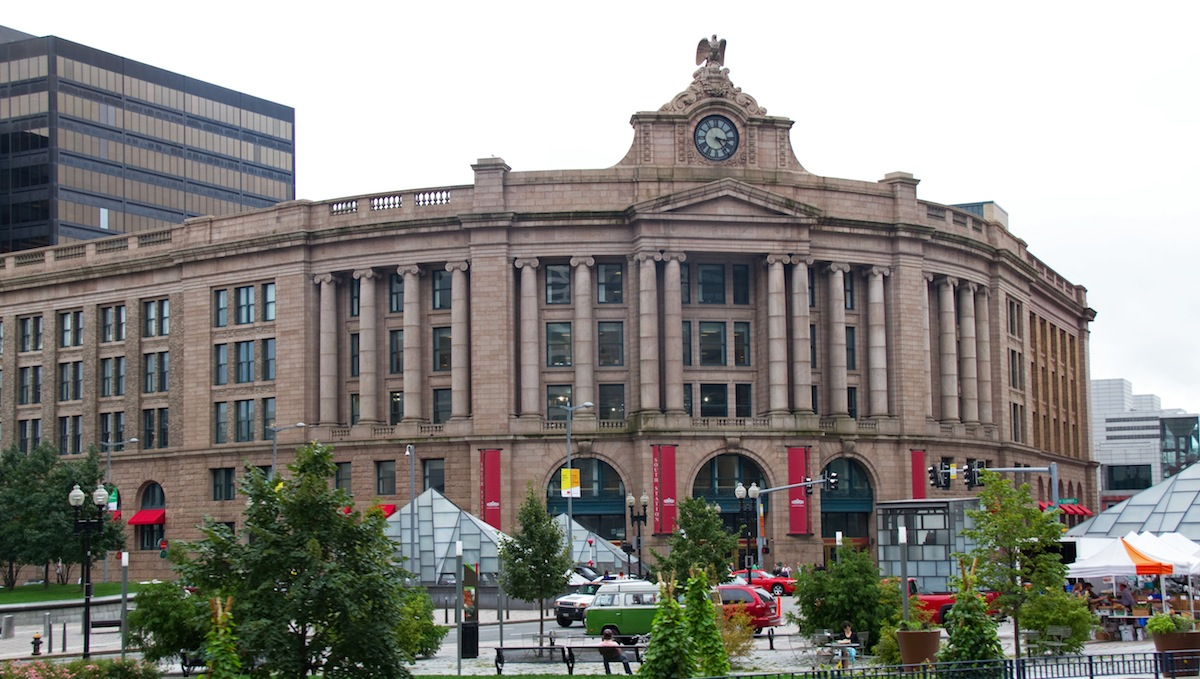 South Station photo Uploaded by Tony Hisgett on flickr