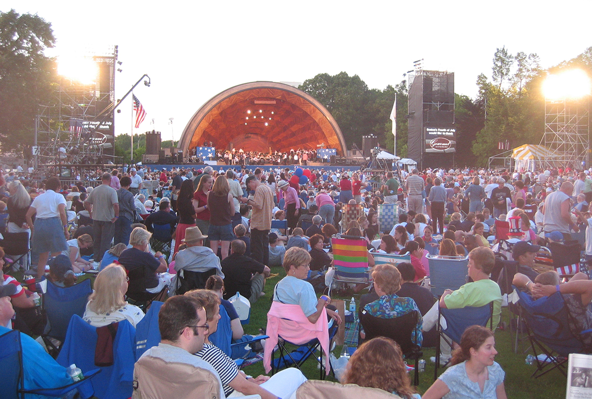 boston pops hatch shell