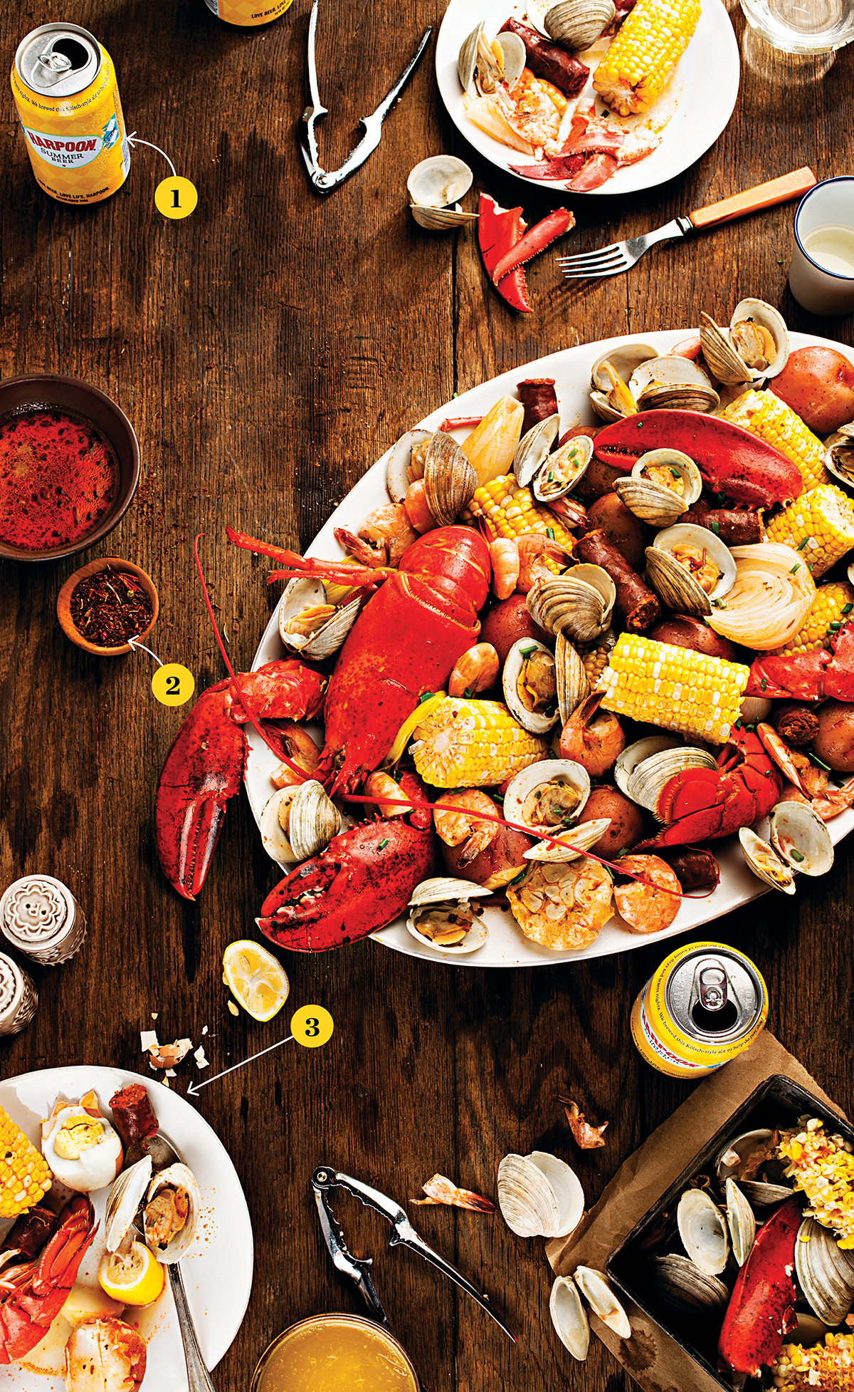 How to Throw a Clambake: Gabriel Frasca's One-Pot Recipe
