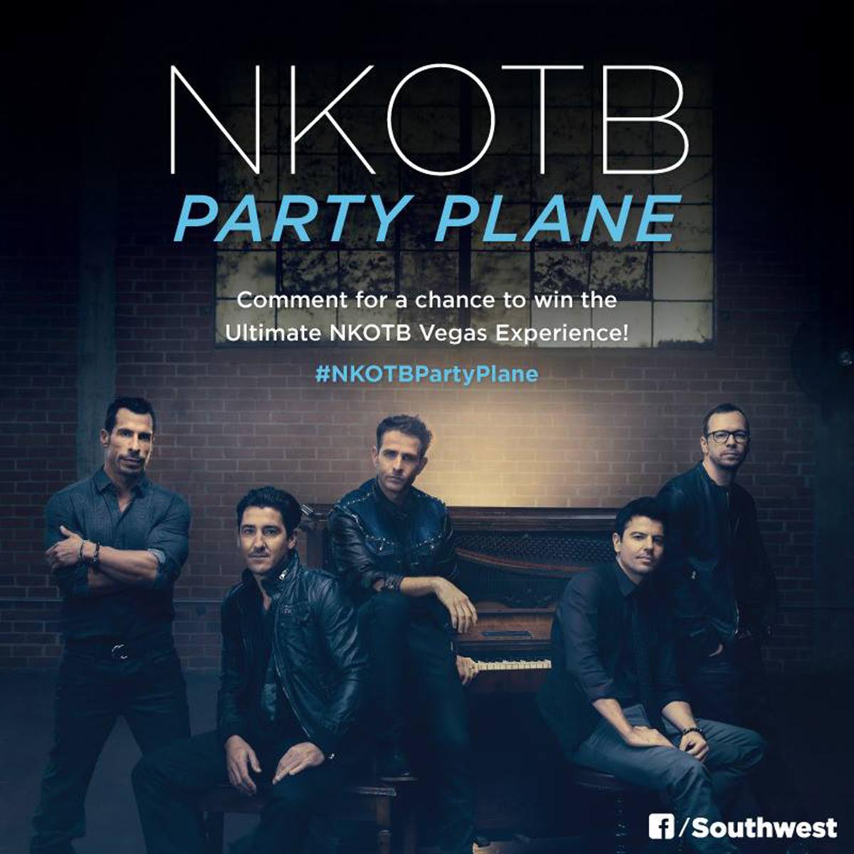 nkotb party plane