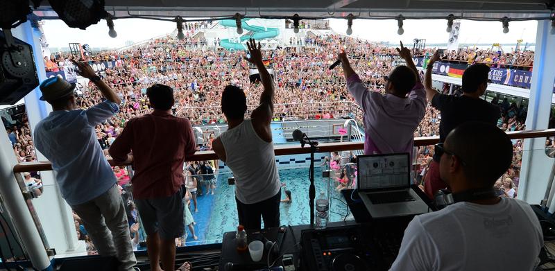 NKOTB Cruise 2014