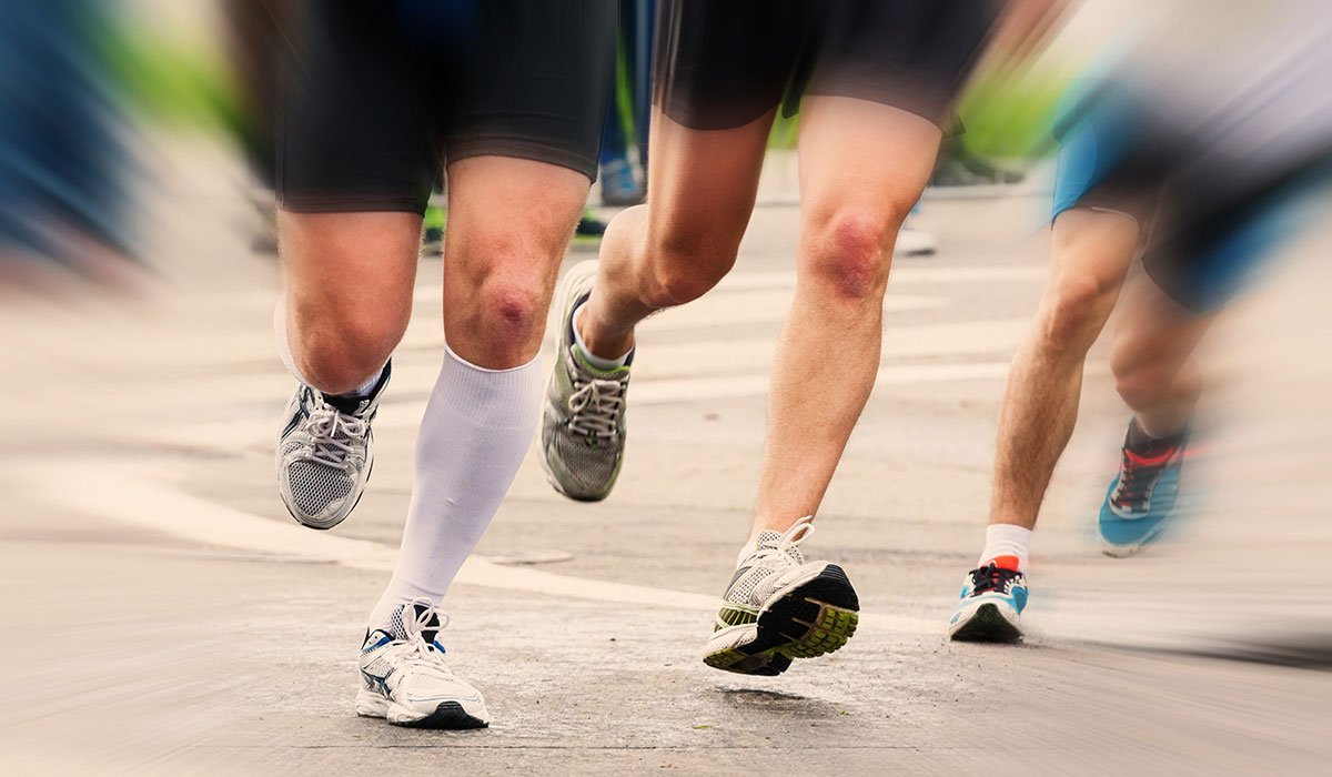 running photo via shutterstock.