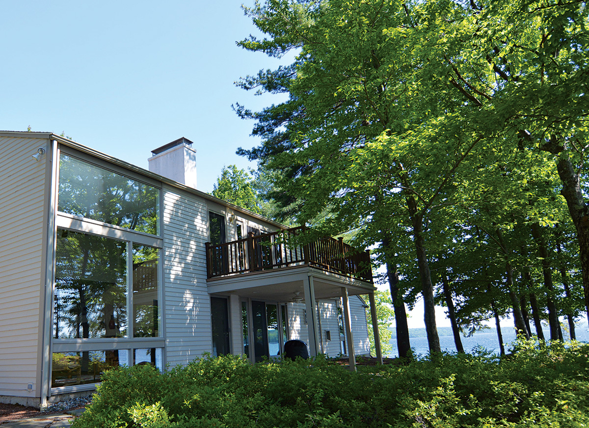 new england vacation homes