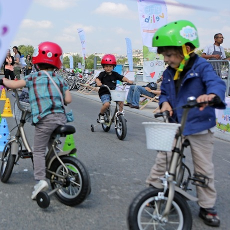 France Kids Bike Share