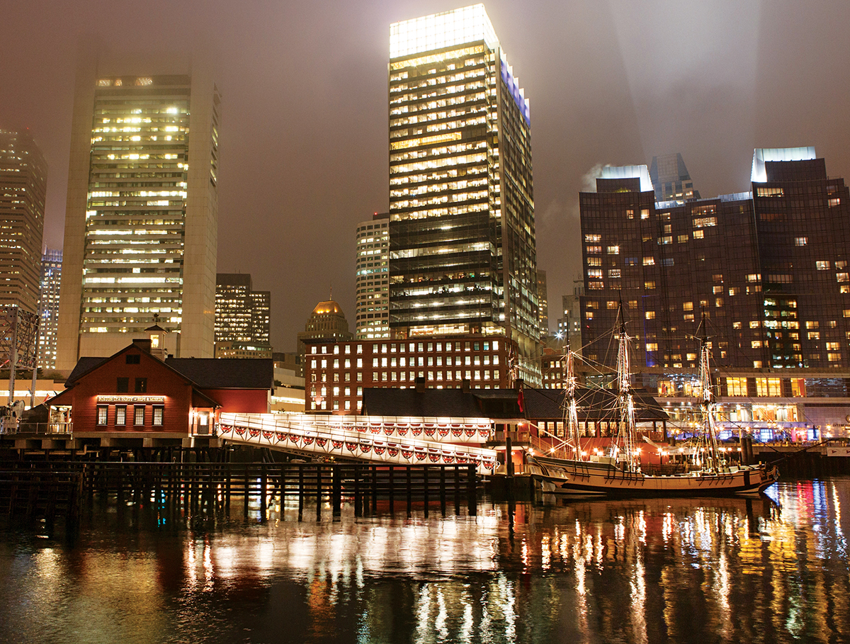 boston tea party ships and museum