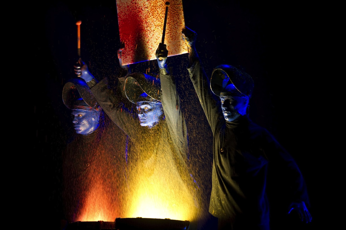 Image Courtesy of Blue Man Group