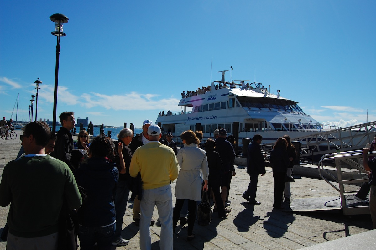 Boston Harbor Cruises Photo Uploaded by PTWO on Flickr